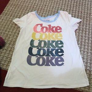 Coke Tshirt XL